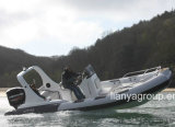 Barca gonfiabile rigida di Liya 20feet con la sezione comandi da vendere