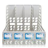 Het standaard 4-kolommen Plastic Gebruik van het Bureau van de Houder van het Dossier