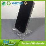 16g effacent le support acrylique d'étalage de téléphone mobile de cellules