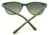 Calidad Sunglass de las gafas de sol clásicas del acetato de la manera de Fqa161305 Hotsale buena