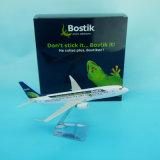 定期旅客機ビジネスギフトとしてBostik B737-800 1/200 19cmの金属の平面モデル