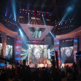 Alto schermo di visualizzazione dell'interno del LED di colore completo del video P3 di definizione