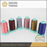 Freies Beispielmehrfarbiges Polyester-Gewinde mit Kategorie Oeko-Tex100 1