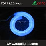 EL luz persiguiendo alambre LED luces de neón suave