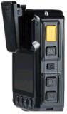 밤 비전 64GB를 가진 다중 기능적인 4G/Wi Fi 1080P 경찰 사진기 바디 안전 기록병