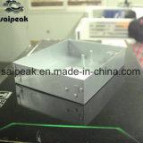 Оборудование подгоняло врезанную коробку металла