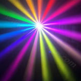 DMX fase luz 200W principal movente do feixe R5