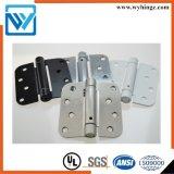 Bisagra de puerta del rodamiento de bolitas de acero inoxidable para la puerta de madera