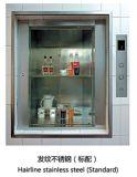 elevador do Dumbwaiter 300kg com velocidade de 0.4m/S