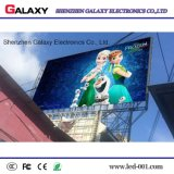 Fissi esterni di colore completo P8/P10/P16 installano la pubblicità la visualizzazione/schermo/segno di /Panel/Video della visualizzazione di LED