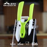 Комплект ножа Mutifuctional с ручкой цвета для продуктов кухни