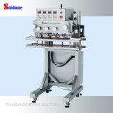 Máquina de sellado semiautomática del husillo (SSP)