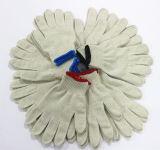 Сделано в перчатке хлопка дешевого цены Китая напольной белой