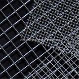 金網の塀か溶接された金網の塀