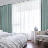 Weiche Handgefühls-Polyester-fester Stromausfall-Fenster-Vorhang (20W0003)