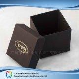 Caixa cosmética de empacotamento de papel rígida luxuosa da jóia do alimento do presente (XC-hbg-025)