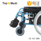 접히는 Portable 매우 전기 경량 힘 휠체어