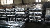 Enduit de zinc métal ondulé tile/ Feuille de toiture en acier galvanisé de matériaux de construction