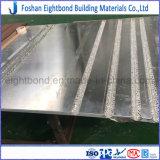 El panel de aluminio hecho muescas en/Ahp del panal del emparedado de la dimensión de una variable especial del doblez