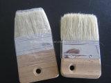 Естественная щетка краски щетинки с короткой деревянной ручкой