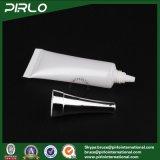15ml PP Tubos cosméticos plásticos com bico longo Creme para os olhos espreitável Essência facial Embalagem Recipiente Tubos pequenos de plástico