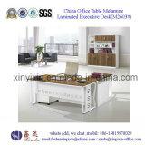 Heiße verkaufenbüro-Schreibtisch-Melamin-Büro-Möbel (M2602#)