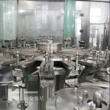 Abgefülltes Mineral-/reines Wasser-Abfüllenprojekt beenden