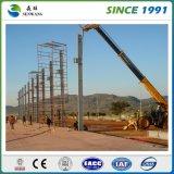 Almacén de alto nivel de la estructura de acero
