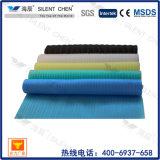 Excellente feuille de mousse isolante EVA bleue pour revêtement de sol en bois
