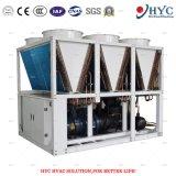Compresseur à vis refroidi par air industriel refroidisseur à eau