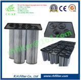 Cartucho del filtro de aire para deducir sistemas