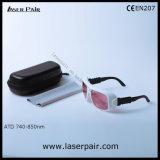 Beste Kwaliteit van de Veiligheidsbrillen van de Laser Alexandrite & de Glazen van de Beveiliging van de Laser van de Diode met Frame 36