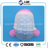 La couche-culotte confortable de bébé de pulpe d'absorption élevée remplaçable de faisceau tirent vers le haut la couche-culotte de bébé de formation