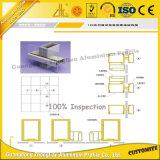 OEM Matériaux de construction en aluminium de mur-rideau pour des matériaux de construction