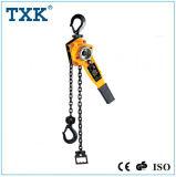 Txk предлагают фнт-a 1 тонн ручной инструмент для подъема блока/цепи с маркировкой CE