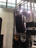 """Verdoppeln 6.5 """" Zeile Reihen-aktive Zeile Reihen-Lautsprecher (EV206 EV115S) des Neodym-"""