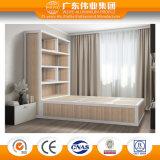 Mobília Home do quarto do alumínio/alumínio/Aluminio da mobília do projeto moderno de Weiye com Tatami