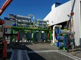 Banheira de venda de pneus de resíduos vegetais de pirólise com marcação CE e ISO nenhuma poluição