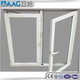 Дверь As2047 Австралии стандартная прикрепленная на петлях/дверь Casement с двойным стеклом