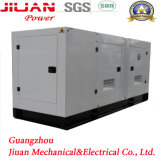 150kVA gerador diesel de fábrica de Guangzhou conjunto gerador elétrico de potência acústica silenciosa