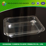 Plastiknahrungsmittelspeicher-Verpackungs-Tellersegment für Frucht
