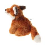 Weiches Gefühls-angefülltes Tierfox-Plüsch-Großhandelsspielzeug