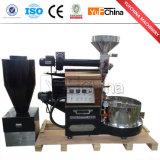 Machine commerciale de brûleur de café de gaz