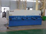 Machine de découpage hydraulique automatique de tôle avec le système de régulation d'E21s