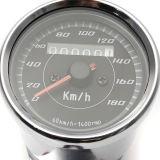 보편적인 LED 기관자전차 Tachometer+Odometer 속도계 계기