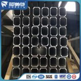 Fr La tolérance Profil en aluminium extrudé anodisé noir pour l'aluminium Shell