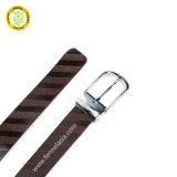 Стильный рельефным качества твердых кожаных мужчин с ремня безопасности (EU3050)