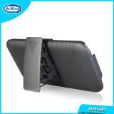Superqualitätsintelligenter Telefon Kickstand Shockproof Pistolenhalfter-kombinierter hybrider Kasten-Deckel für Samsung-Galaxie E5 E5000