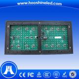 Mostrando claramente al aire libre solo color P10-1r DIP546 LED de la muestra móvil
