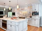 Роскошные конструкции неофициальных советников президента твердой древесины французские для малых кухонь